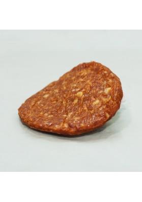 hamburguesas de chorizo